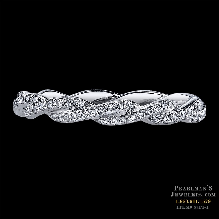 ring band more diamond gifts april bands birthstones white views gold infinity