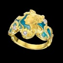Nouveau Collection Rings 57Q1 jewelry