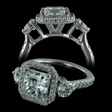 michael b engagement rings