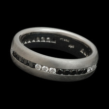 Whitney Boin Route 66 collection of wedding bands for men
