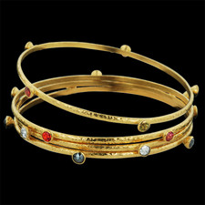 Gurhan 24kt Yellow Gold Jewelry at Pearlmans Jewelers Solid 24kt
