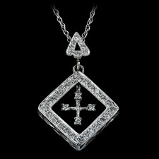 Religious Jewelry White gold