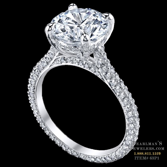 michael b jewelry paris engagement ring