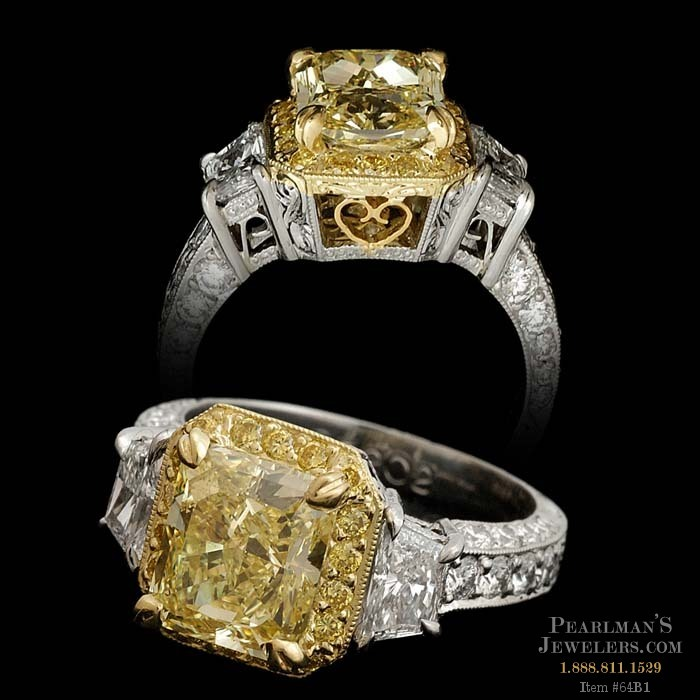 Michael Beaudry Engagement Rings