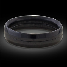 Steven Kretchmer polarium platinum wedding ring