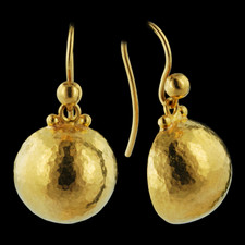 Gurhan Gurhan 24 karat yellow gold earrings