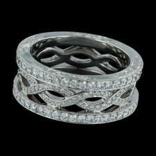 Michael Beaudry platinum wedding band