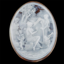 Estate Jewelry Cameo
