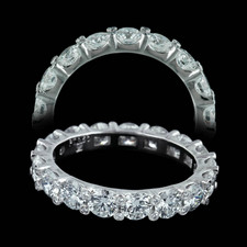 Gumuchian Platinum wedding ring by Gumuchian