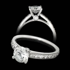 Scott Kay Scott Kay Diamond Eternity engagement ring